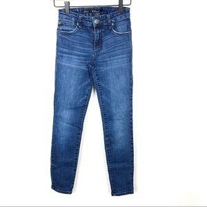 STS Blue | Emma Ankle Skinny Darkwash Jeans